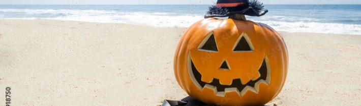 Halloween- pozvánka